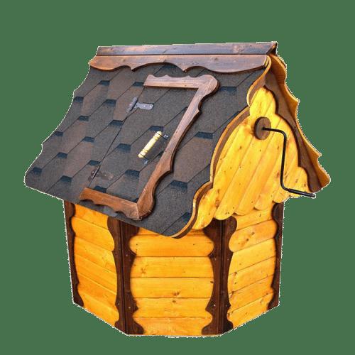 Недорогие домики для колодца в Лотошинском районе
